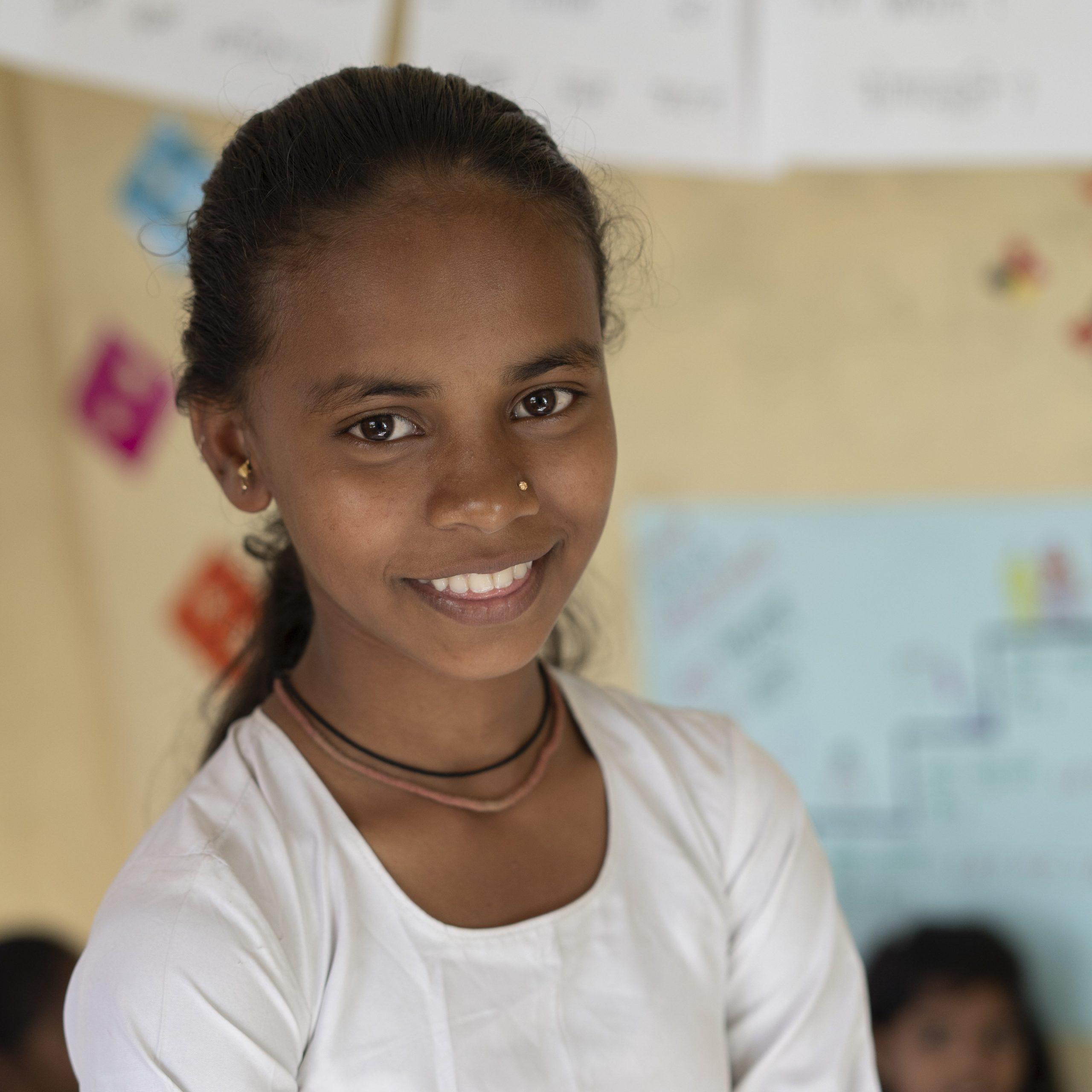 Shamina portrait